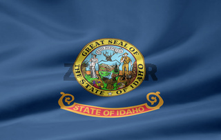 Flagge von Idaho - USA