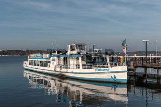 Fahrgastschifffahrt auf dem Wannsee