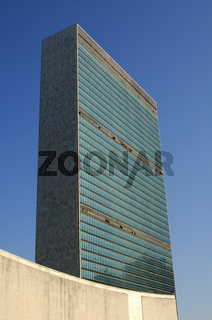 Glaspalast der UNO, New York