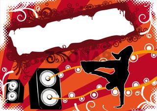 Breakdancer Flyer