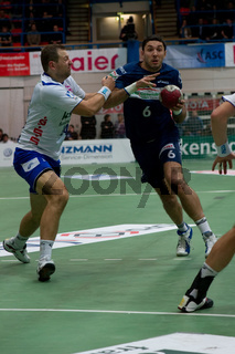 TV Grosswallstadt - HSV Handball