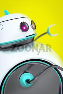 sweet robot