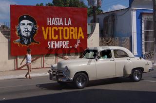 Hasta la Victoria siempre,Cardenas,Kuba