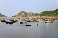 Fischerboote, Vietnam