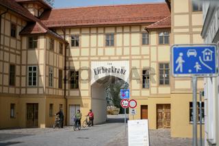 Eichenkranz in Wörlitz