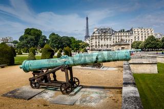Les Invalides War History Museum in Paris, France