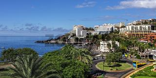 Funchal auf Madeira