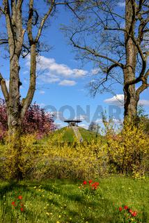 Erinnerung an einen Visionär: Der Berliner Lilienthal-Park