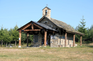 Kapelle am eisernen Kreuz