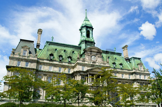 Old Montreal City Hall