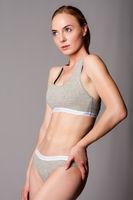 Beauty in sports underwear
