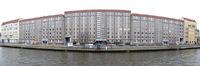 Berlin - Schiffbauer Damm /Spreeplatte