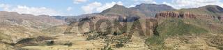 Landschaft, Äthiopien, Afrika