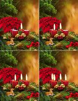 1., 2., 3., 4. Advent