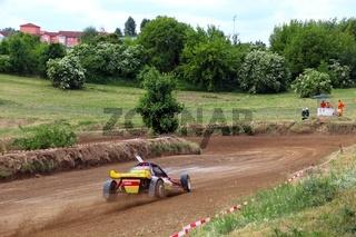 Motorcross in Seelow. car racing in seelow.