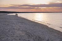 Prerow strand, Darss, Mecklenburg-Vorpommern, Deutschland