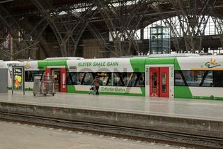 Elster-Saale-Bahn in Leipzig