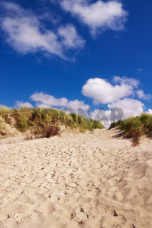 Dünenweg - Insel Amrum