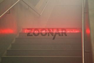 Rettungseinsatz im Leipziger Citytunnel (Übung)