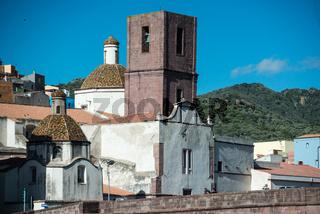Kathedrale von Bosa in Sardinien