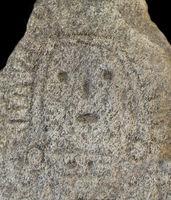 Diadem Stela from Bodonal de la Sierra, Spain