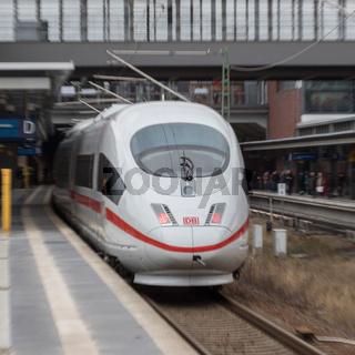 Modernisierung der ICE3-Flotte der Deutschen Bahn