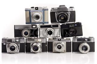 Alte Fotoapparate wd391