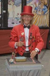Europameisterschaft in Straßenzauberei 2009