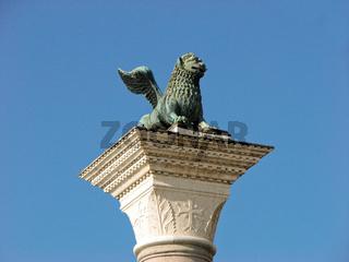 Venezianischer Löwe- venice lion