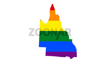 Queensland Australia Gay Pride State