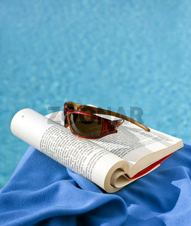 Relax by the pool 9