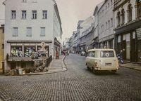 In den Strassen von Annaberg (DDR 1978)