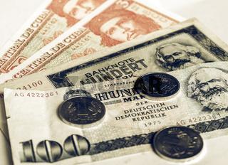 Vintage Banknotes