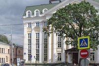 Galina Vishnevskaya Opera Centre building (address: Ostozhenka Street, 25, building 1)