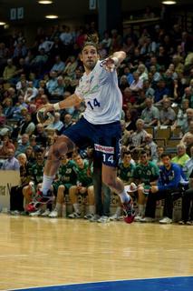 Bertrand GILLE, HSV Handball