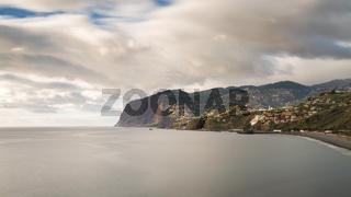 Coastline at Camara de Lobos