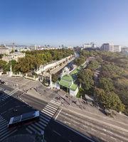 The Stadtpark in Vienna