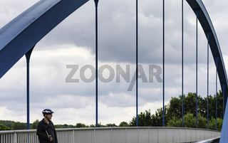 Brücke über den Dortmund-Ems-Kanal