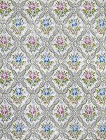 Wallpaper background floral retro