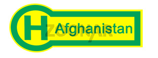 Haltestelle Afghanistan