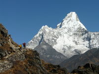 Everest Trek, Nepal