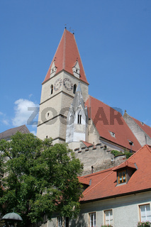 Wehrkirche Weissenkirchen