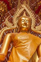 Goldener Buddha Tempel