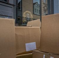 Verpackungsabfall