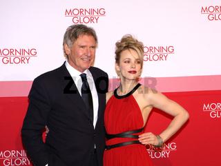 Die Premiere des Films 'Morning Glory' mit Harrison Ford und Rachel McAdams in Berlin am 9.01.2011
