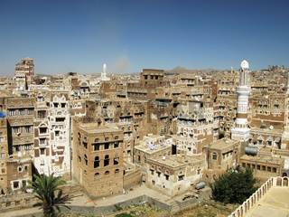 Sanaa old city, Yemenia