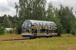 Dessau-Woerlitzer-Eisenbahn bei Kapen