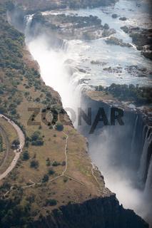 Victoria Falls,Zambia