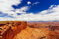 Green River Overlook, Canyonlands National Park, Utah, USA