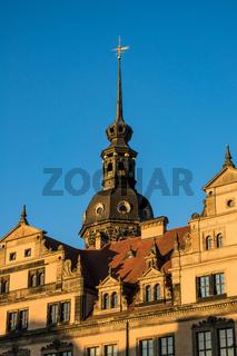 Historische Gebäude in Dresden